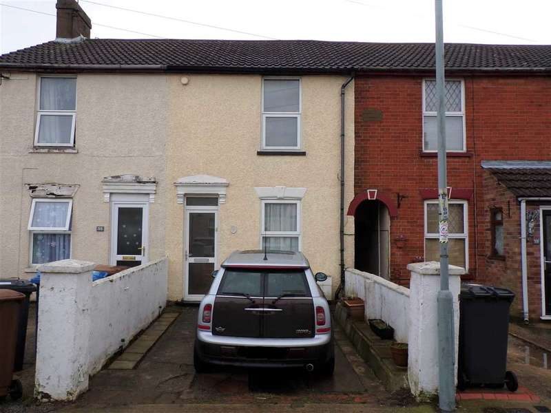 2 Bedrooms Terraced House for sale in Kemball Street, Ipswich