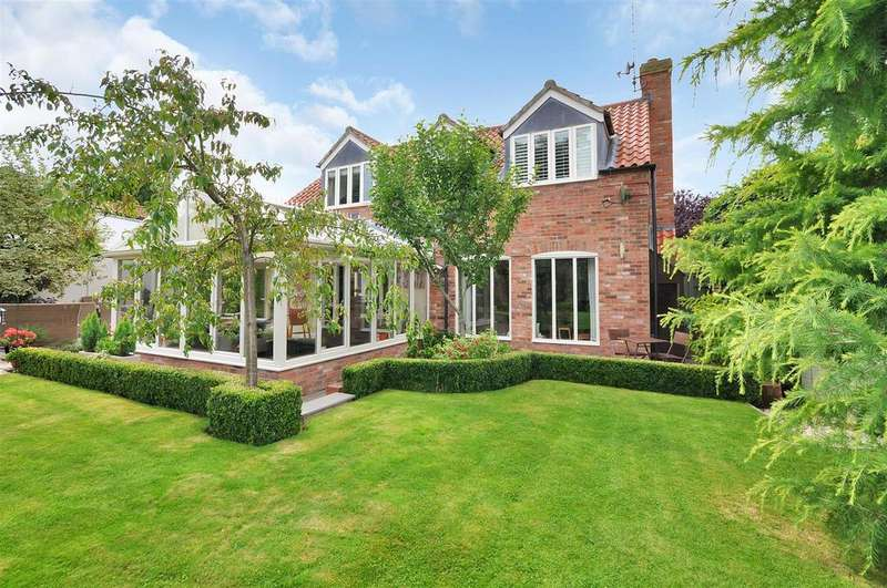 4 Bedrooms House for sale in Station Road, Edingley, Newark