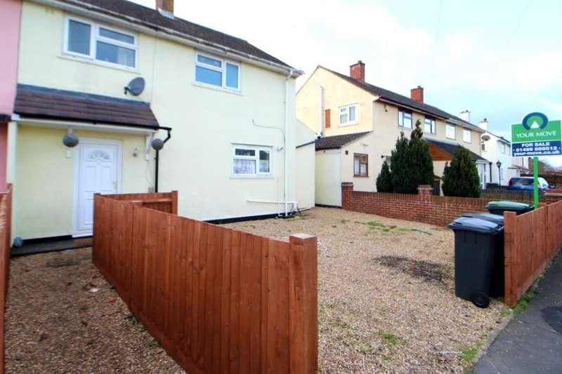 4 Bedrooms Semi Detached House for sale in Tukes Avenue, Gosport, PO13