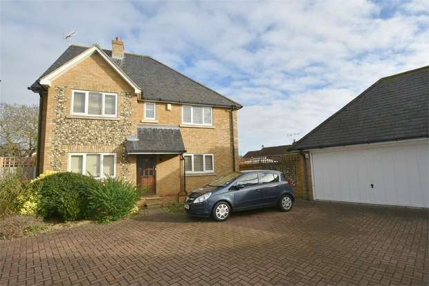 4 Bedrooms Detached House for sale in Flint Grove, High Street, St Peters, Broadstairs, Kent