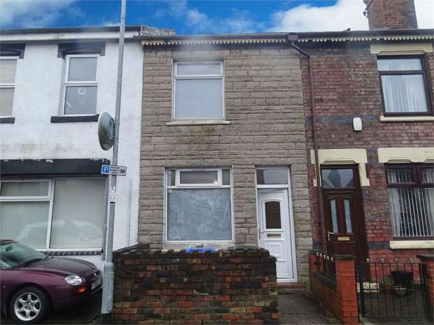 2 Bedrooms Terraced House for sale in Woodgate Street, Stoke-on-Trent, Staffordshire