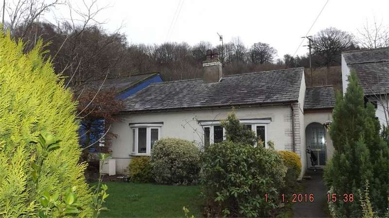 2 Bedrooms Detached Bungalow for rent in Huddersfield Road, Honley, Holmfirth, West Yorkshire, HD9