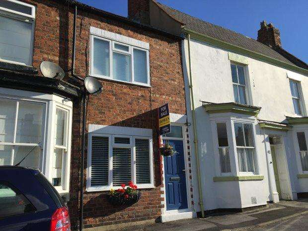 2 Bedrooms Terraced House for sale in WEST END, SEDGEFIELD, SEDGEFIELD DISTRICT
