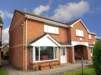 2 Bedrooms Retirement Property for sale in Station Road, Budleigh Salterton, Devon
