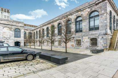 1 Bedroom Flat for sale in Royal William Yard, Stonehouse, Plymouth