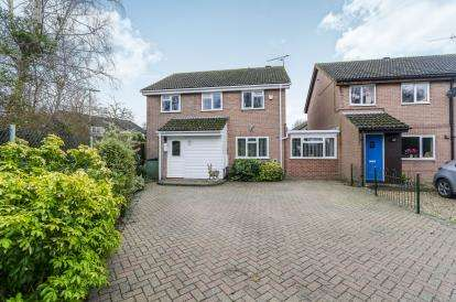 3 Bedrooms Link Detached House for sale in Marchwood, Southampton, Hampshire