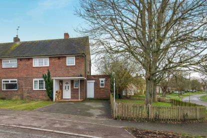 3 Bedrooms Semi Detached House for sale in Barton Stacey, Winchester, Hampshire