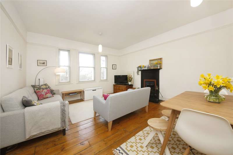 2 Bedrooms Apartment Flat for sale in Salters Hill, London
