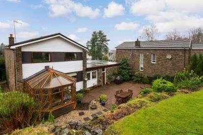 4 Bedrooms Detached House for sale in Oldhall Drive, Kilmacolm