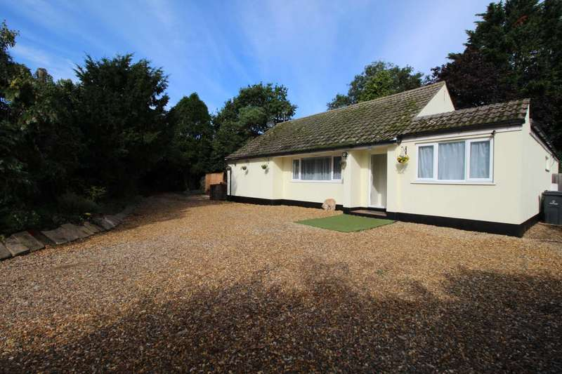 4 Bedrooms Detached Bungalow for sale in Oaks Drive, Swaffham