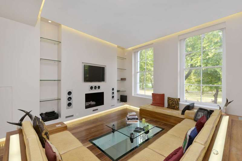 3 Bedrooms House for rent in Cadogan Terrace, Victoria Park, E9