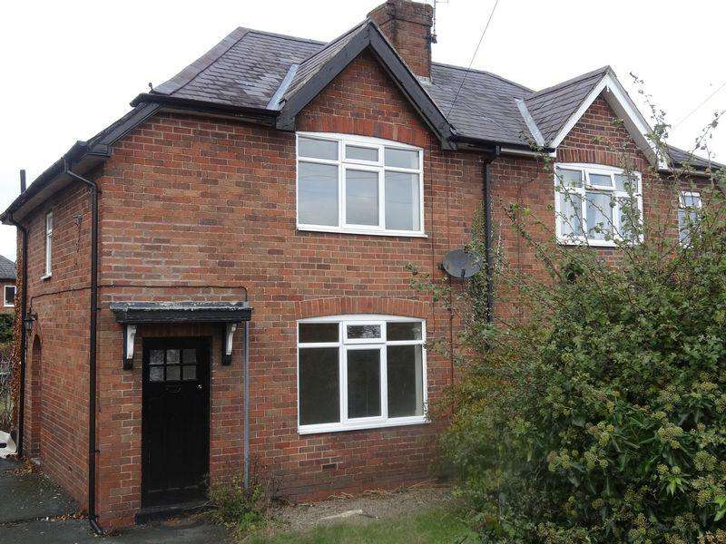 3 Bedrooms Semi Detached House for rent in Bancroft, Gobowen