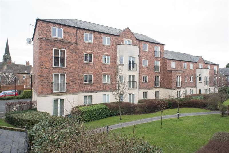 1 Bedroom Flat for sale in Kingfisher House, Brinkworth Terrace, York, YO10
