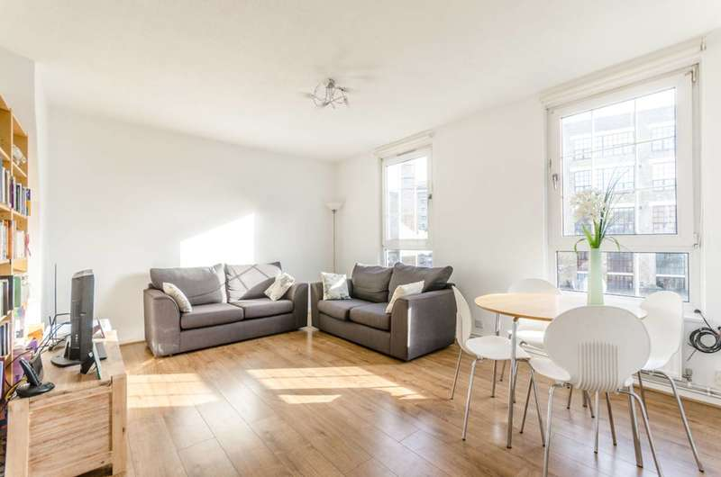 2 Bedrooms Flat for sale in Watts Street, Wapping, E1W