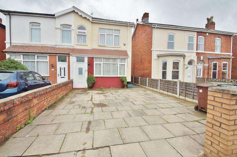 4 Bedrooms Semi Detached House for sale in Cemetery Road, Southport