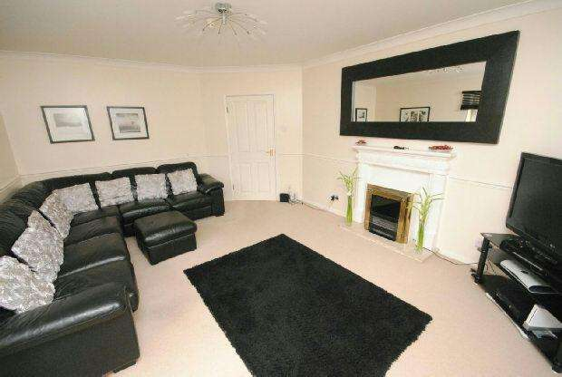 2 Bedrooms Flat for sale in Grosvenor Crescent, GRIMSBY