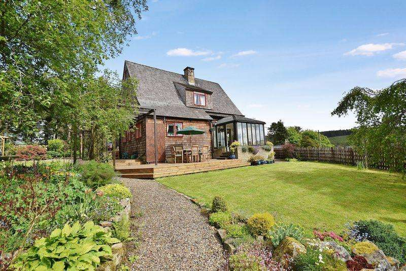 3 Bedrooms Detached House for sale in Yarrow, Falstone