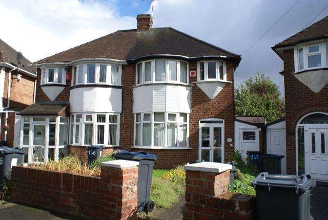 3 Bedrooms Semi Detached House for rent in Hollydale Road, Erdington, Three Bedroom Semi Detached, B24 9SL