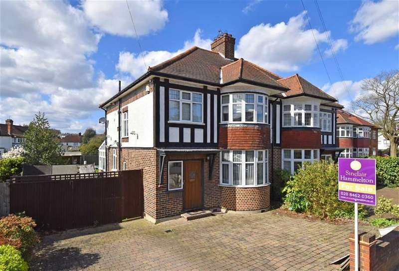 3 Bedrooms Semi Detached House for sale in Hayes Lane, Hayes, Kent
