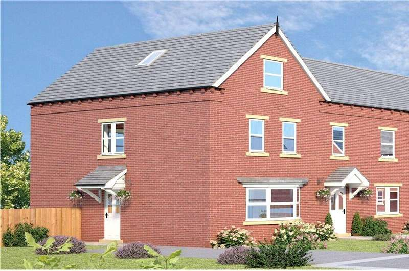 4 Bedrooms Terraced House for sale in Plot 4 - The Hazelwood, Victoria Square, Victoria Road, Headingley, Leeds