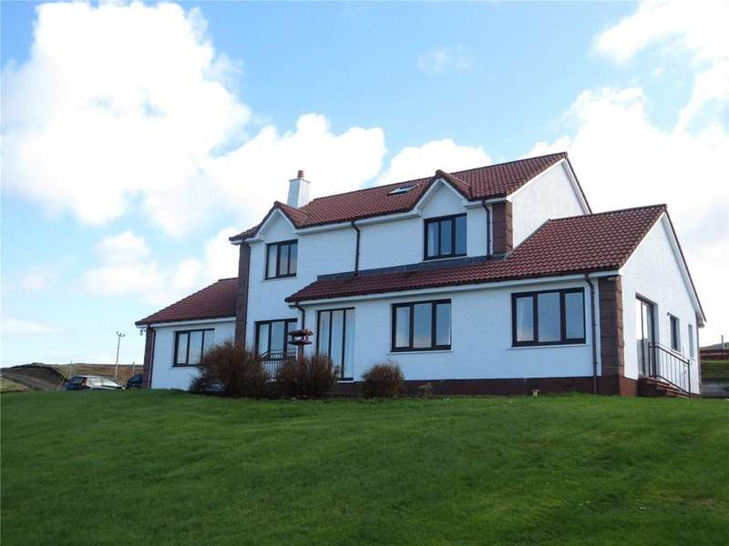 4 Bedrooms Detached House for sale in 1 Earlish, Near Portree, Isle of Skye, IV51