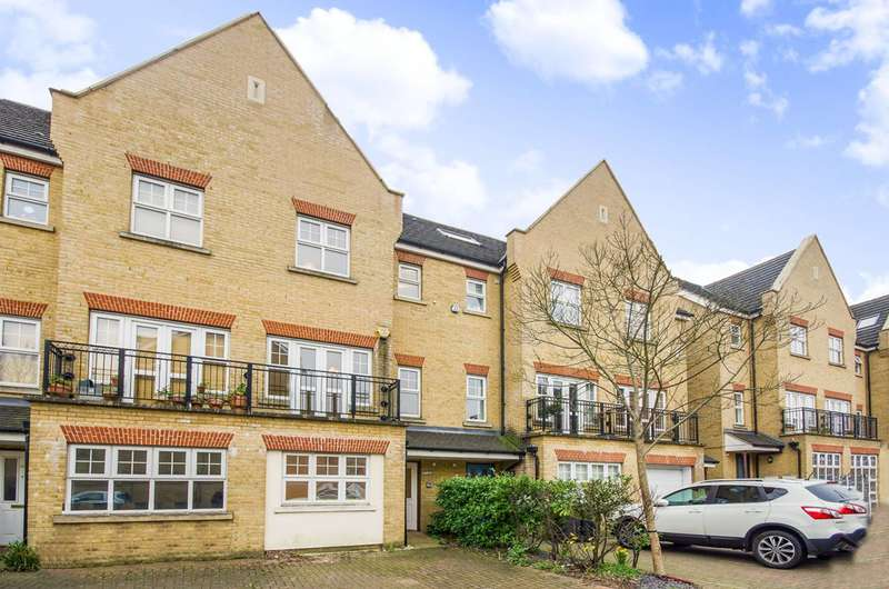 4 Bedrooms House for sale in Muswell Hill, Muswell Hill, N10