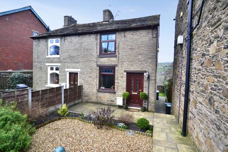 2 Bedrooms Semi Detached House for rent in Buxton Road, Furness Vale, High Peak , SK23