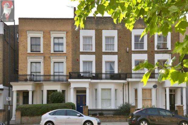 4 Bedrooms Flat for sale in Lady Margaret Road, London, NW5