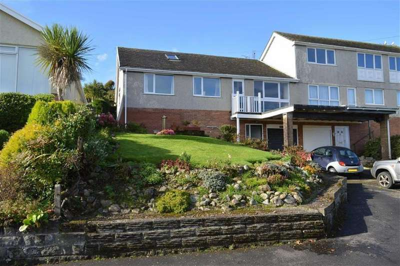 3 Bedrooms Semi Detached House for sale in Heatherslade Close, Langland, Swansea