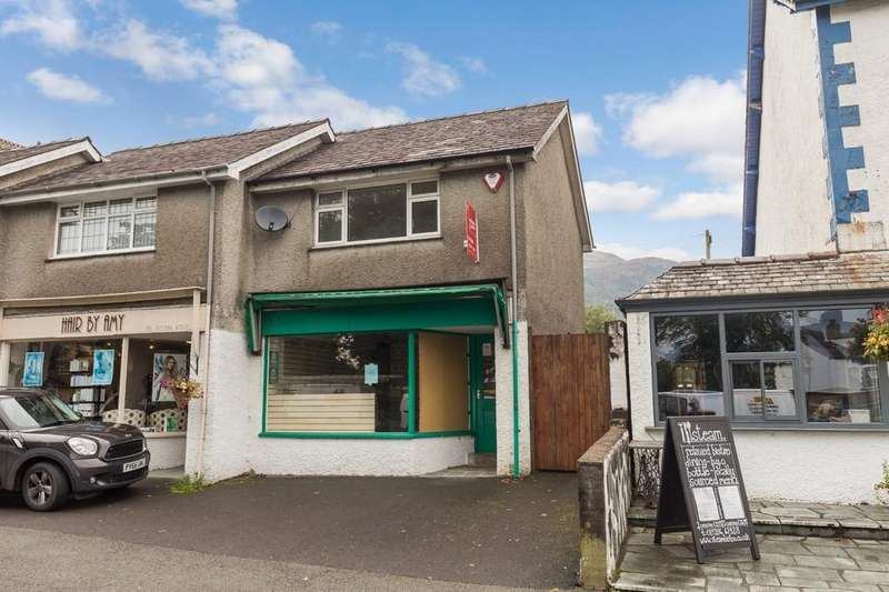 1 Bedroom Flat for sale in 1 Yewdale View, Tilberthwaite Avenue, Coniston, Cumbria LA21 8ED