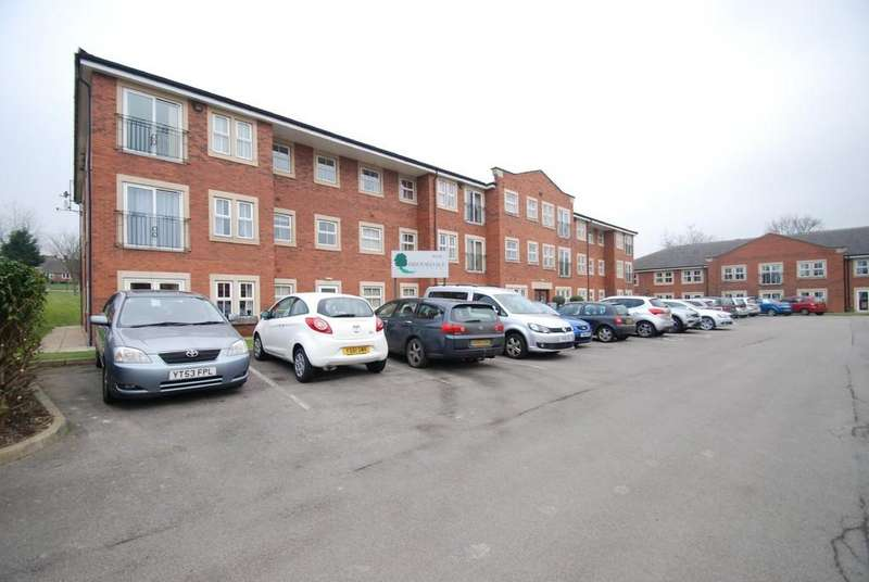 2 Bedrooms Apartment Flat for sale in Brookdale Heights, Locke Road, Gilroyd S75
