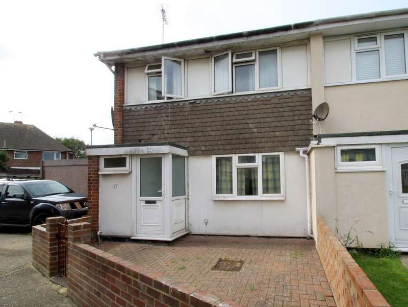 3 Bedrooms End Of Terrace House for sale in White Acre, Wick