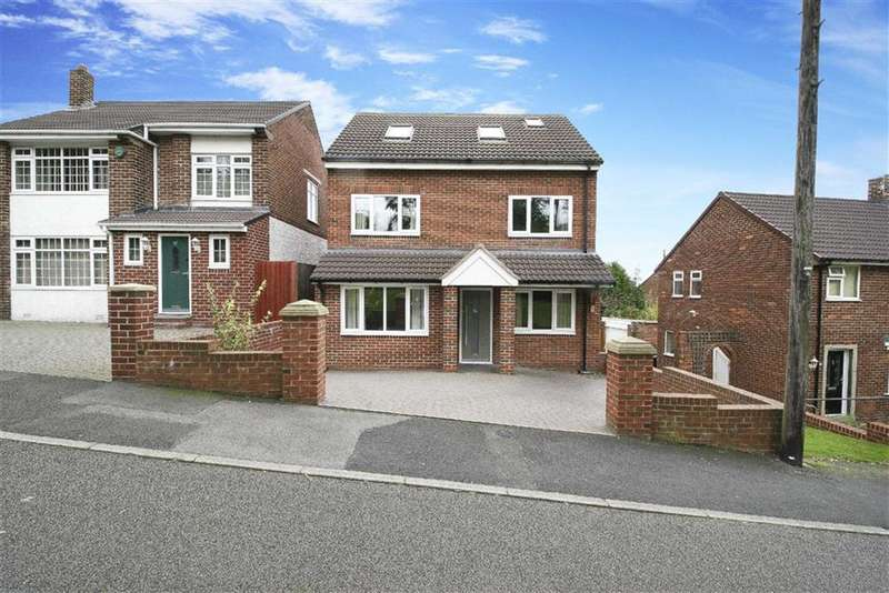 4 Bedrooms Detached House for sale in Bracken Drive, Dunston, Gateshead