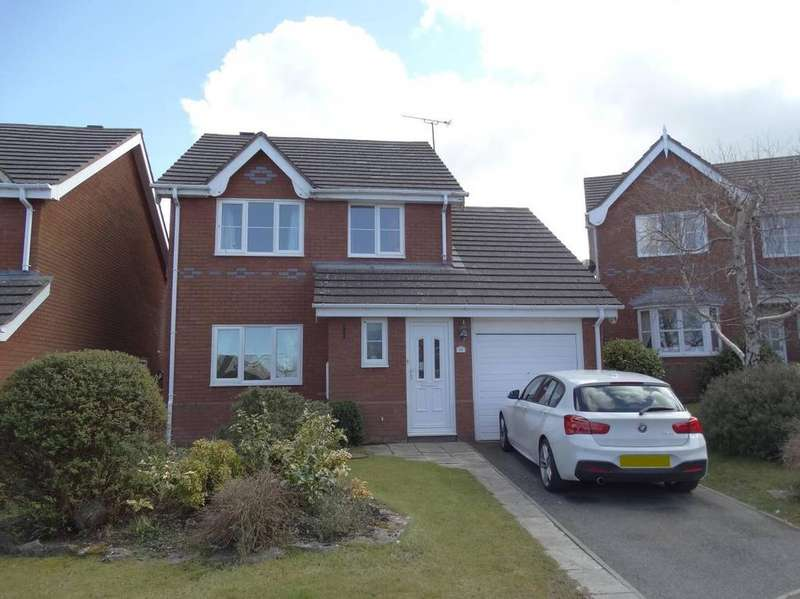 3 Bedrooms Detached House for sale in 16 Bryn Garan, Upper Colwyn Bay, LL29 6DT
