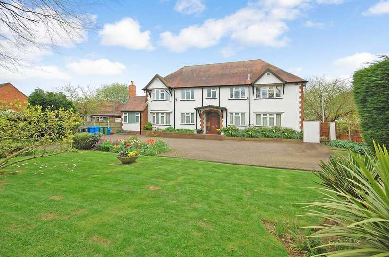 9 Bedrooms Detached House for sale in Lane Green Road, Codsall, Wolverhampton WV8