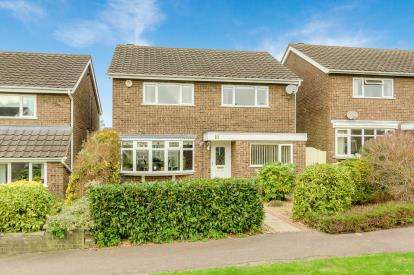 4 Bedrooms Detached House for sale in Turnberry Walk, Bedford, Bedfordshire
