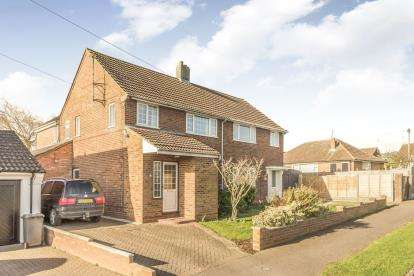 4 Bedrooms Semi Detached House for sale in Stanhope Road, Putnoe, Bedford, Bedfordshire