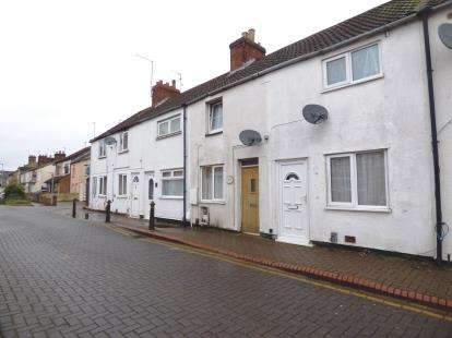 2 Bedrooms Terraced House for sale in St. Martins Street, Millfield, Peterborough, Cambridgeshire