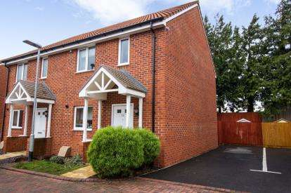 2 Bedrooms Semi Detached House for sale in John Hall Close, Hengrove, Bristol
