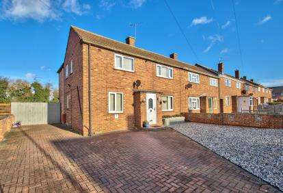 4 Bedrooms End Of Terrace House for sale in Coxons Close, Huntingdon, Cambs