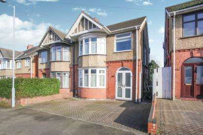 3 Bedrooms Semi Detached House for sale in Arundel Road, Luton, Bedfordshire