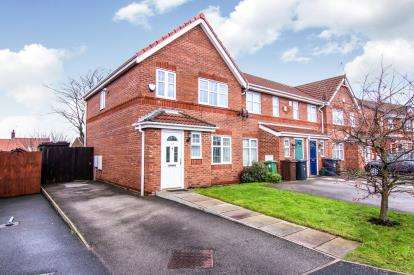 3 Bedrooms Semi Detached House for sale in Waterfield Way, Litherland, Liverpool, Merseyside, L21