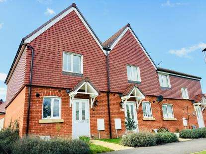 2 Bedrooms End Of Terrace House for sale in Tidworth, Salisbury, Wiltshire