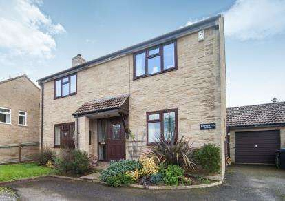 4 Bedrooms Detached House for sale in Bower Hinton, Martock, Somerset
