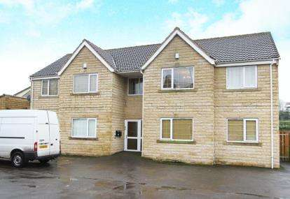 2 Bedrooms Flat for sale in Reeves Avenue, Pilsley, Chesterfield, Derbyshire