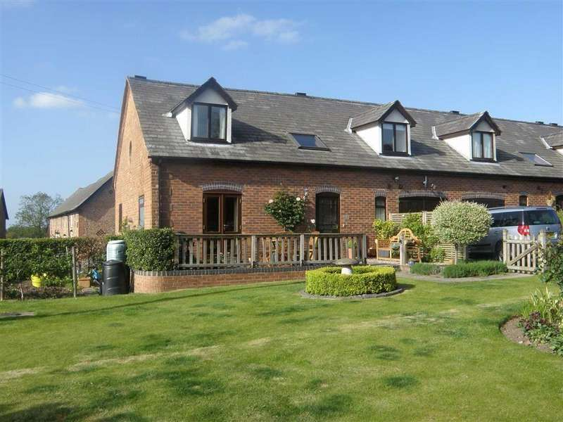 Semi Detached House for sale in Lower Hall Mews, Chester, Cheshire