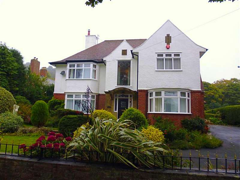 4 Bedrooms Detached House for sale in Deepdale Avenue, Scarborough, YO11