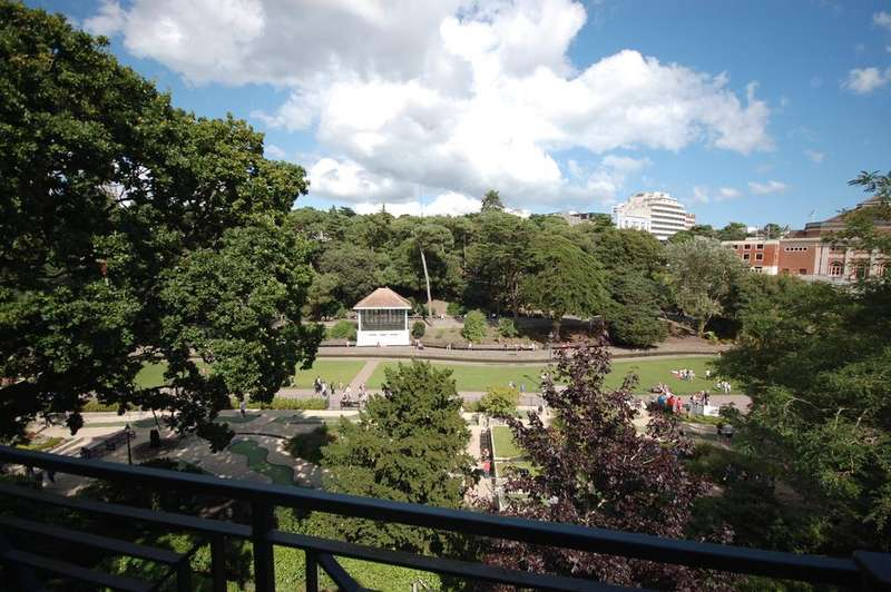 2 Bedrooms Apartment Flat for sale in Capella Court, 6 Exeter Park Road, Bournemouth BH2