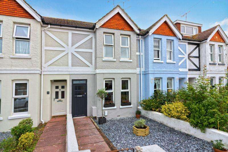 3 Bedrooms Terraced House for sale in The Drive, Worthing