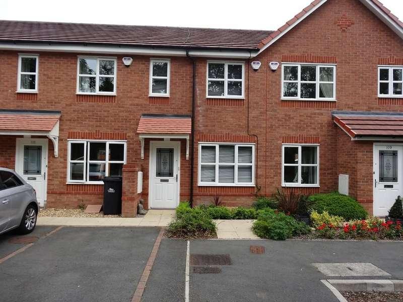 2 Bedrooms Terraced House for sale in Llys Onnen, Llandudno Junction